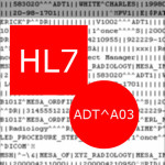 Sample HL7 Message ADT A03