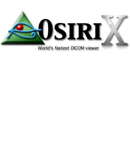 OsiriX DICOM PACS Viewer
