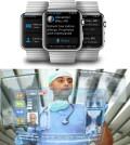 IBM Watson Healthcare Cloud and Apple Watch
