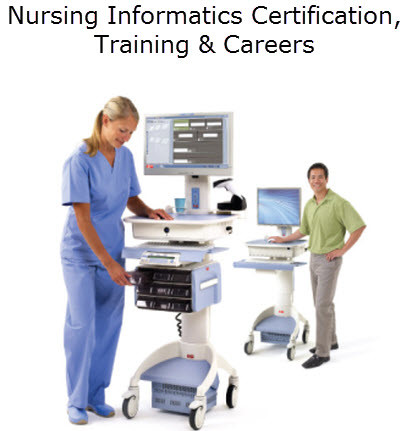 Nursing Informatics Certification-Training-Careers