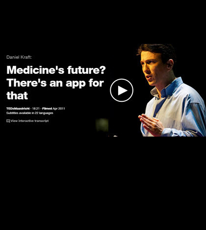 TED Talks-innovations in medicine-feature image